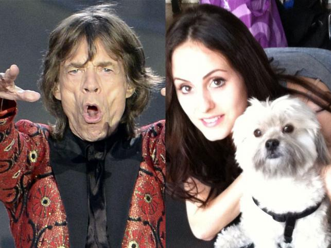 Najgorętszy romans show-biznesu: Mick Jagger i Melanie Hamrick