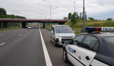 Autostradą pod prąd
