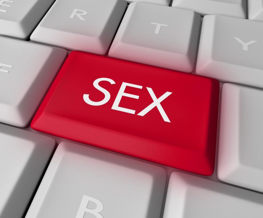 Seks na klawiaturze