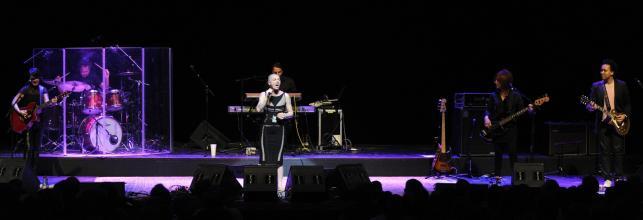 Sinéad O'Connor podczas występu na Jazz Fest Wien 2014