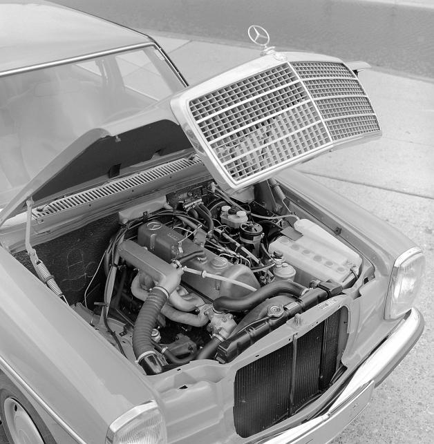 Mercedes 240D 3.0