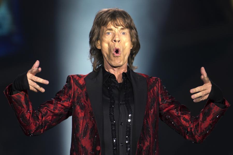 Mick Jagger odpowiada tylko za jeden gol Niemców