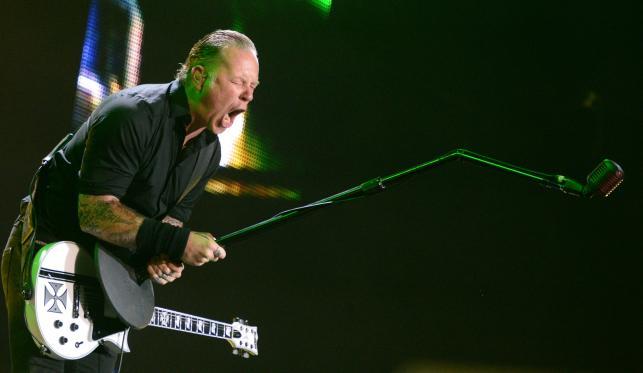 Metallica zagrała klasyki i nie zawiodła