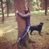 Jared Leto przytula drzewo i inspiruje... memy