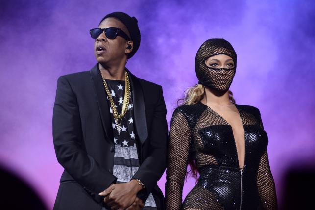Beyoncé i Jay Z razem na scenie podczas występu w ramach wspólnej trasy