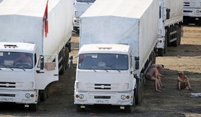 Konwój rosyjskiej pomocy humaitarnej