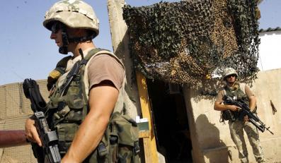 Prawdopodobnie wyjdziemy z Iraku jesienią 2008 roku