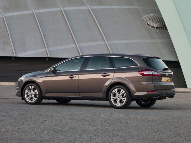 9. miejsce - ford mondeo