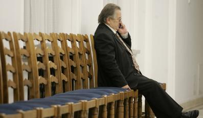 Kazimierz Kutz nie ma czasu na pracę w komisji, bo kręci nowy film