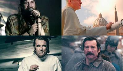 Najbardziej ektremalne przemiany aktorskie w polskim kinie ostatnich lat: