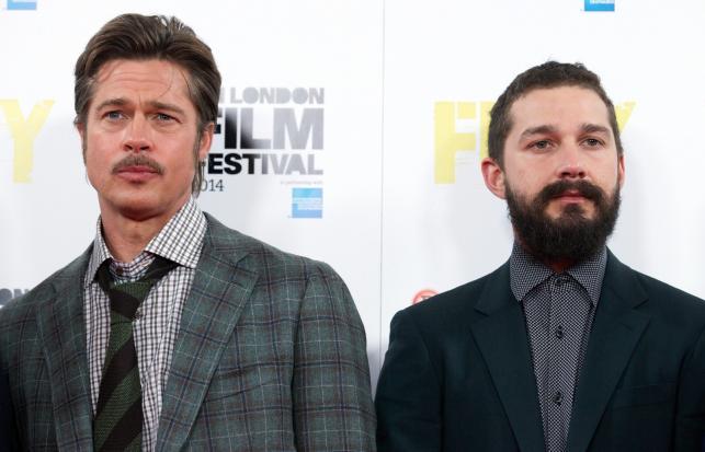 Brad Pitt i Shia LaBeouf gośćmi 58. London Film Festival