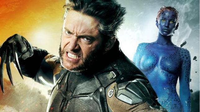 """7. """"X-Men: Przeszłość, która nadejdzie"""" <br> Całkowity przychód: 234 mln dol. Weekend otwarcia: 91 mln dol"""