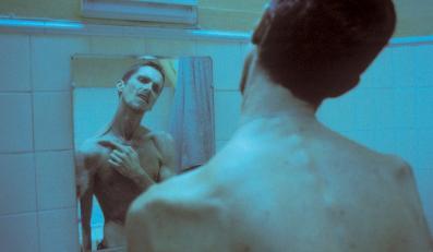 "Christian Bale w filmie ""Mechanik"""