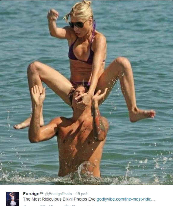 Wpadki plażowe