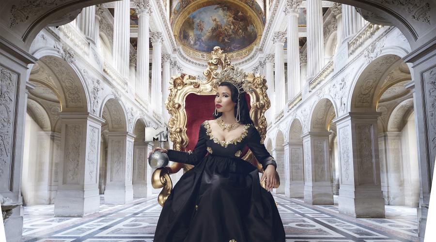 Nicki Minaj podbija świat
