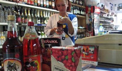 Małe sklepy znikają z Polski