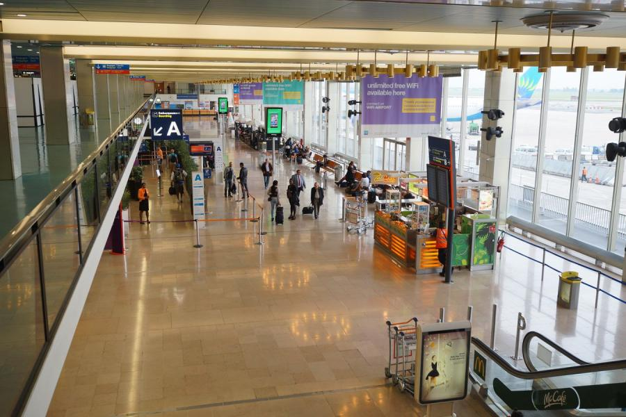 Lotnisko Paris-Orly