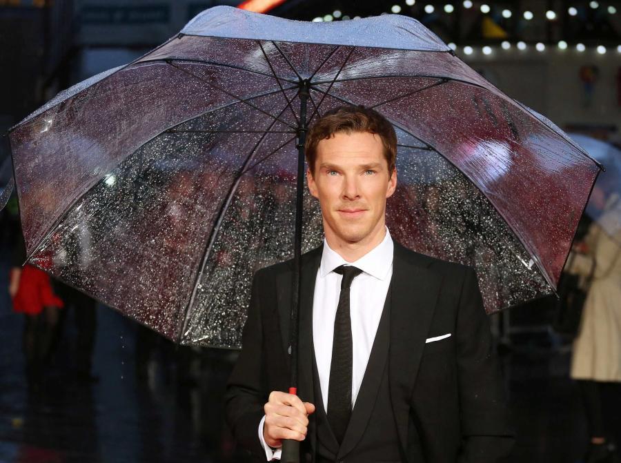 Benedict Cumberbatch \