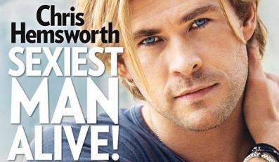 """Oto najseksowniejsi żyjący mężczyzni z nowej listy magazynu """"People"""":"""