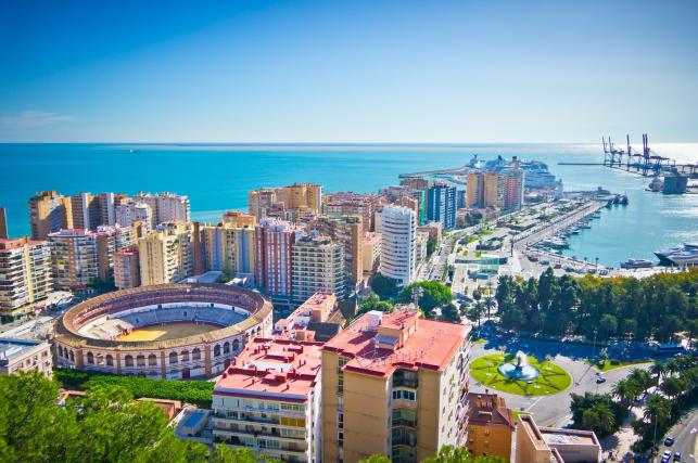 Gdzie na Wielkanoc? - imprezowa Malaga w Hiszpanii