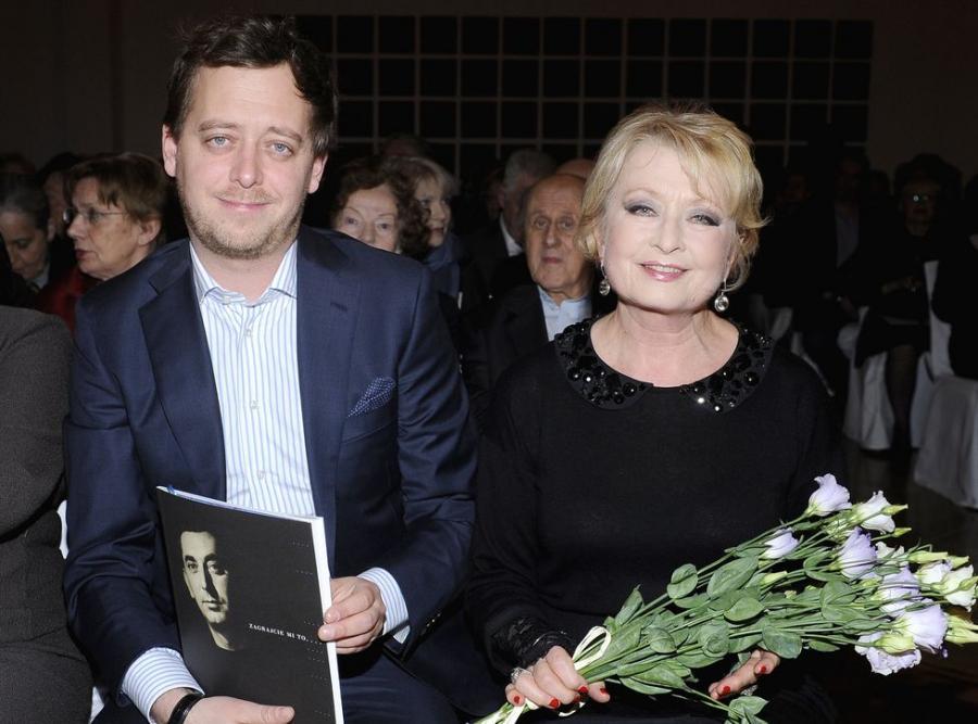 Jan Holoubek, Magdalena Zawadzka