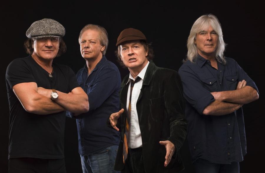 Grupa AC/DC zmuszona do przerwania tournee w USA