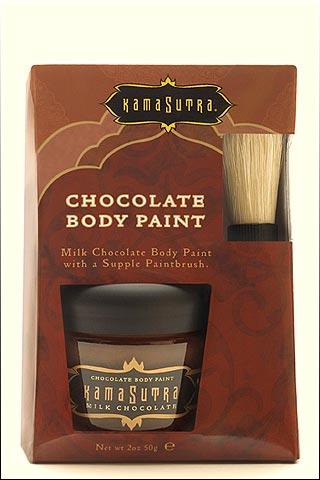 Czekolada do malowania ciała