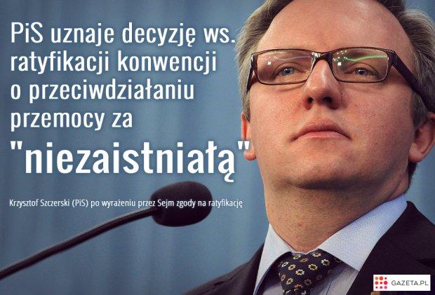 Krzysztof Szczerski / wyborcza.pl