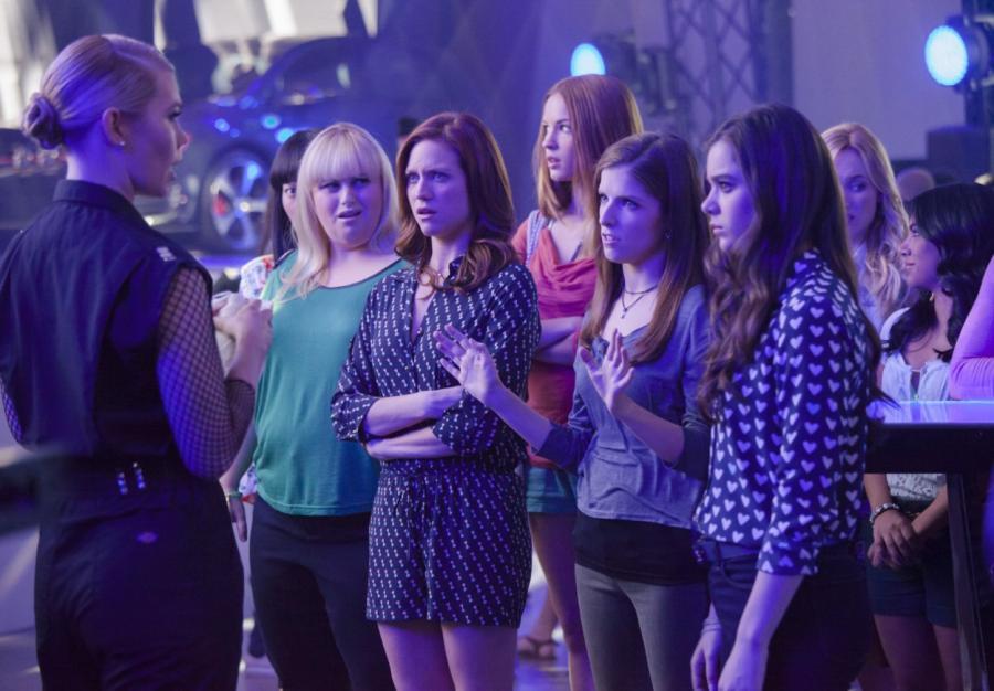 Studentki z chóru The Bellas wracają w \