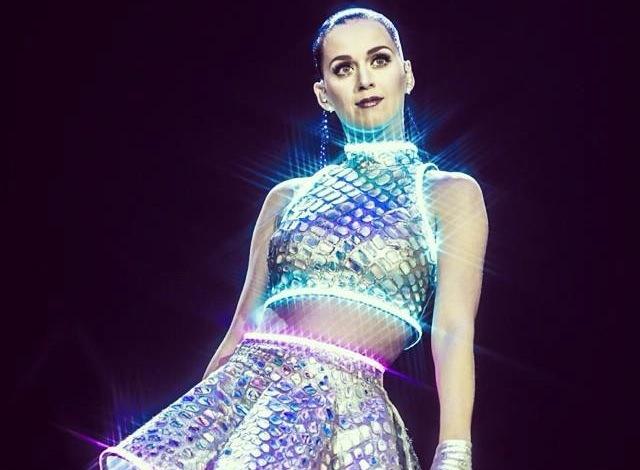 1. Katy Perry zarobiła najwięcej w 2015 roku –135 milionów dolarów