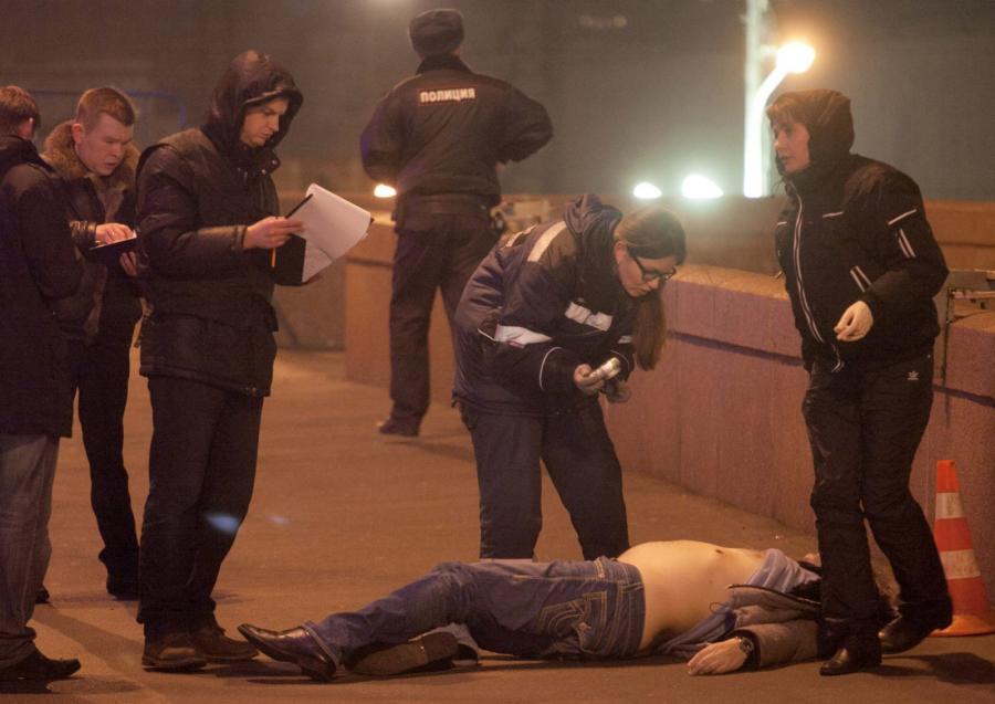 Zabójstwo Borysa Niemcowa