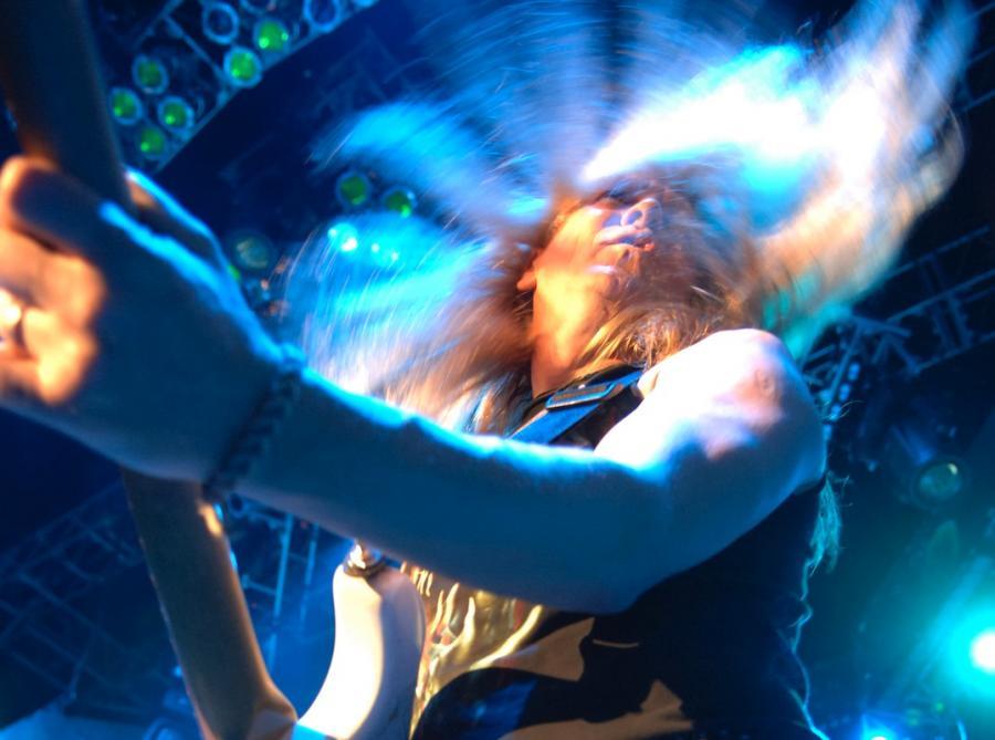Iron Maiden na nowej płycie w hołdzie Robinowi Williamsowi