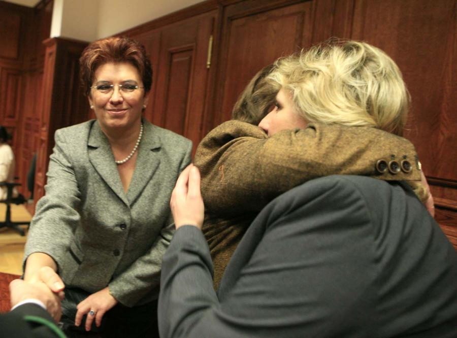 Jakubowska niewinna fałszerstwa projektu ustawy o radiu i telewizji