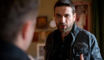 """Marcin Dorociński w serialu """"Pakt"""""""
