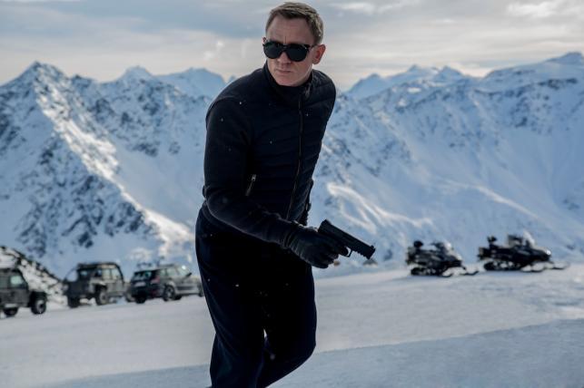 """""""Spectre"""" – pierwsz z oficjalnych zdjęć nowego 007"""