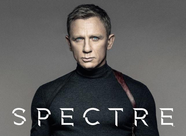 """Pierwsze plakaty do """"Spectre"""" już są!"""