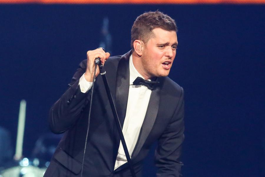 Michael Buble: Dostałem po dupie i złamano mi serce