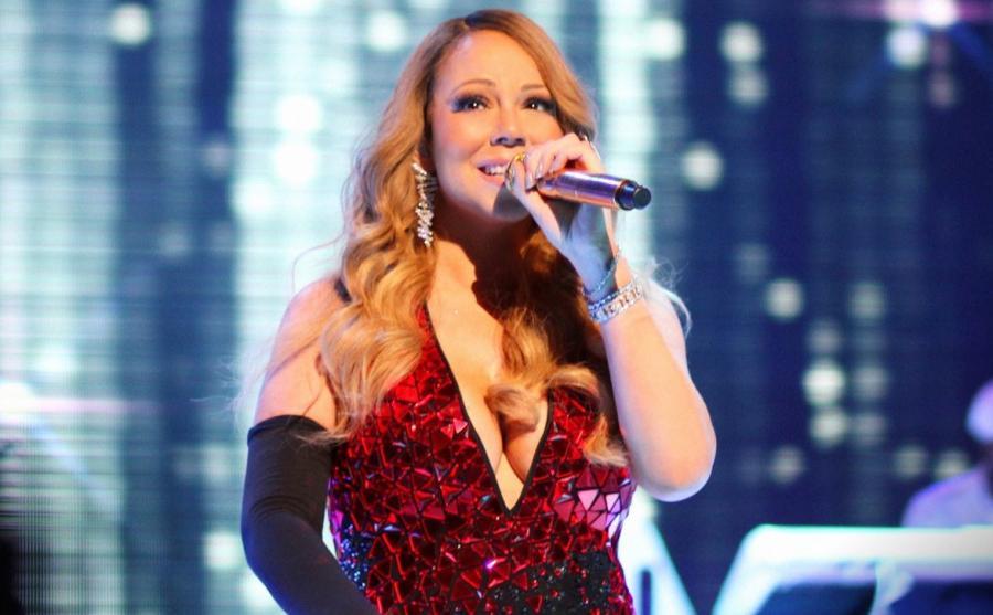 Mariah Carey świątecznie dla dzieci