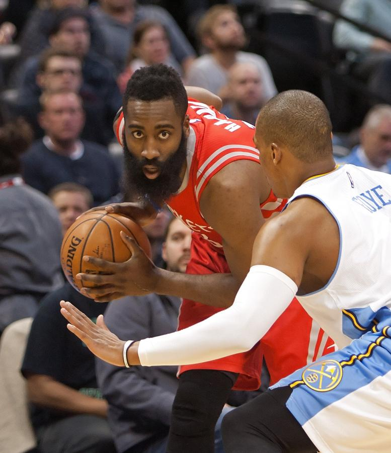 Nuggets X Rockets: Liga NBA: Rockets Lepsi Od Nuggets