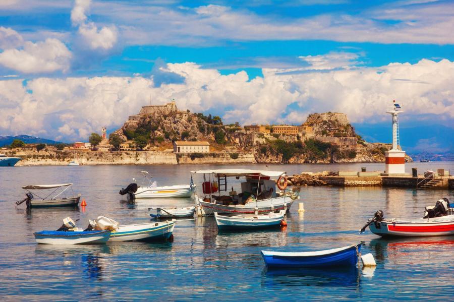 Korfu, Grecja