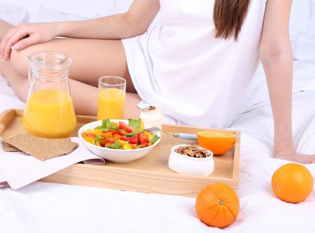 Celebruj śniadanie...