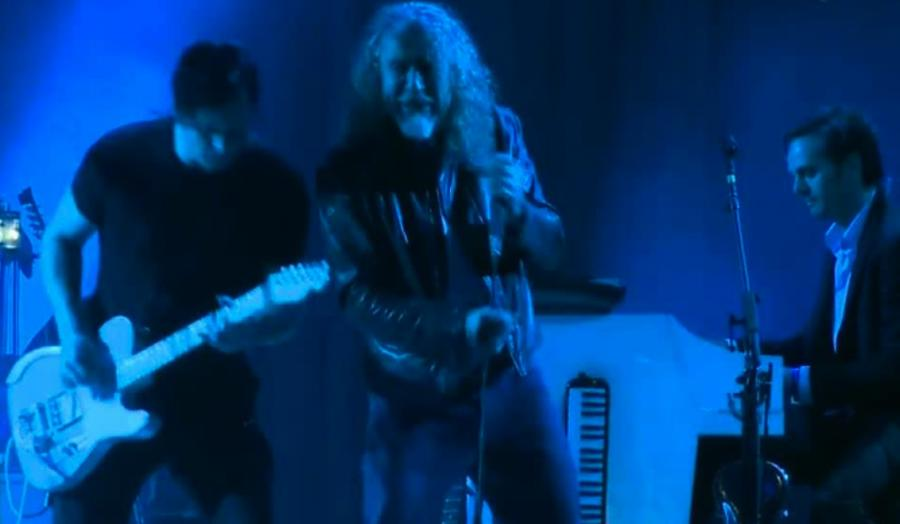 Jack White i Robert Plant razem na scenie