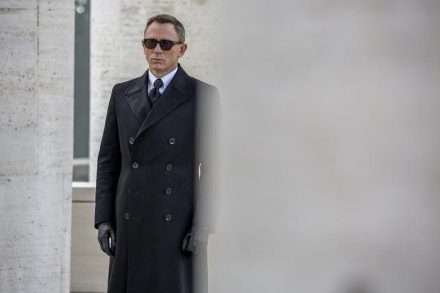 """""""Spectre"""" – Bond na nowych zdjeciach"""