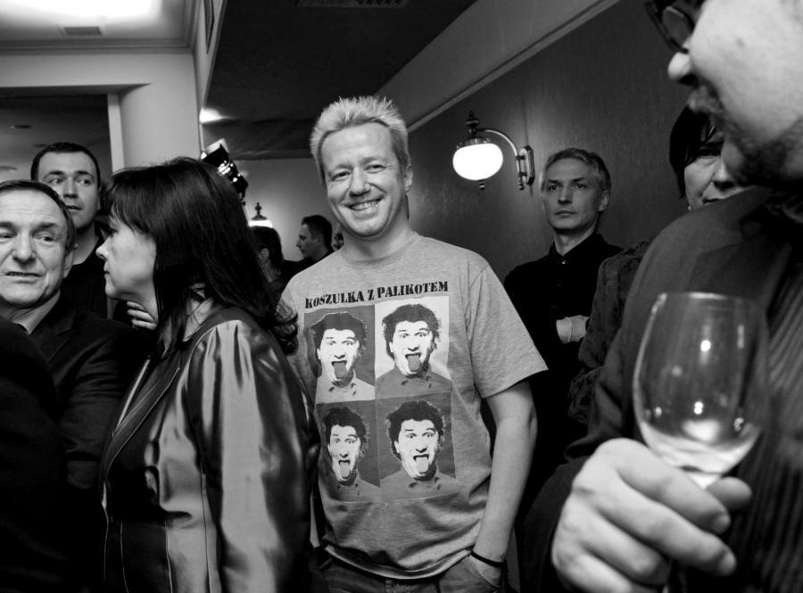 Dziennikarz muzyczny Robert Leszczyński nie żyje