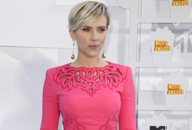 Gwiazdy na gali MTV Movie Awards 2015: Scarlett Johansson