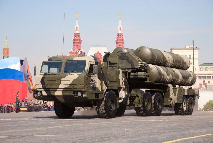 System rakietowy S-400