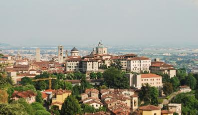 San Vigilio, Bergamo, Włochy