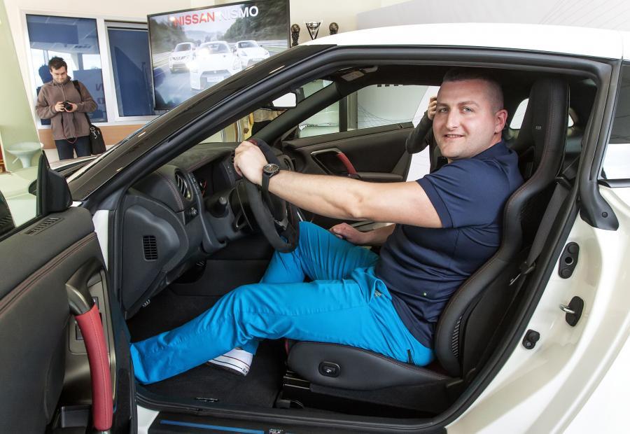 Pierwszy Nissan GT-R Nismo w Polsce