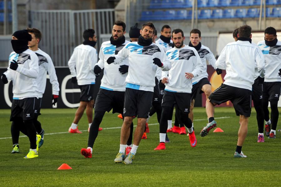Piłkarze Sevilli