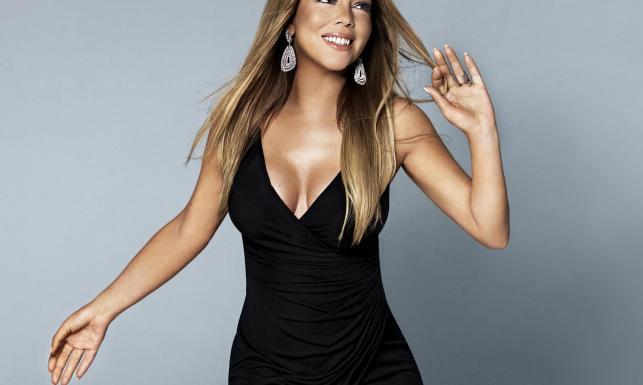 Mariah Carey chwali się ciałem idealnym... na zdjęciach [FOTO]